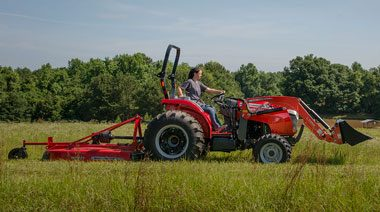 Massey Ferguson Compact, Ultility and Mid-Range