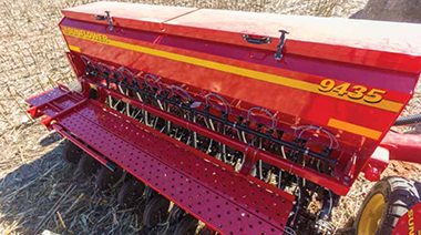 Sunflower 2017 Seeding Tools