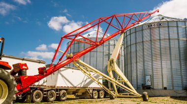Farm King BackSaver Augers
