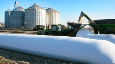 Loftness Grain Bag Loaders