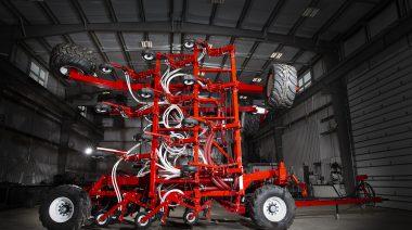 Morris Quantum Air Drill