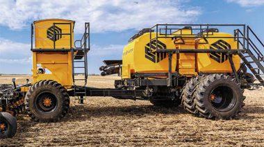 SeedMaster Nova 8820 Cart