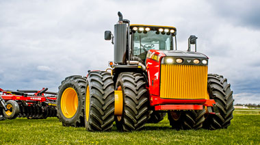 Versatile 4WD Tractor 405/430/460 (Narrow Frame)
