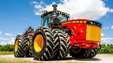 Versatile 4WD Tractor 520/570/610 (Large Frame)