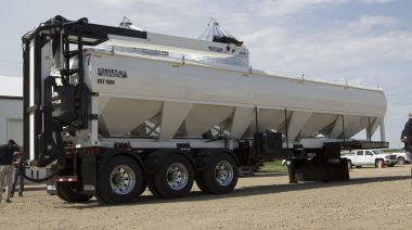Convey-All Commercial Seed Tenders CTS 1500 Series
